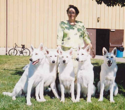 Bill's mom and 3 brothers